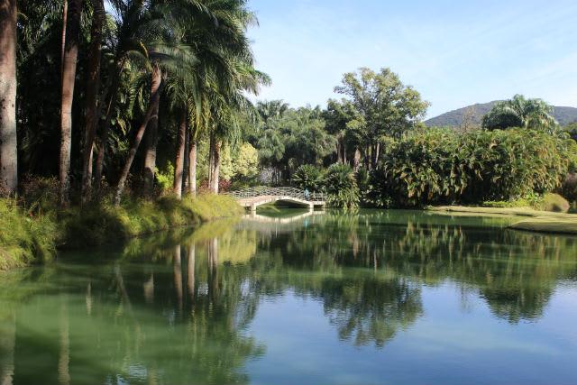 Entrada de Inhotim - Minas Gerais