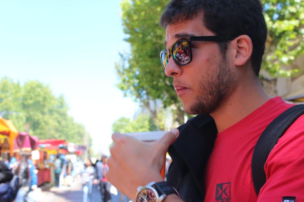 Quem somos - Felipe