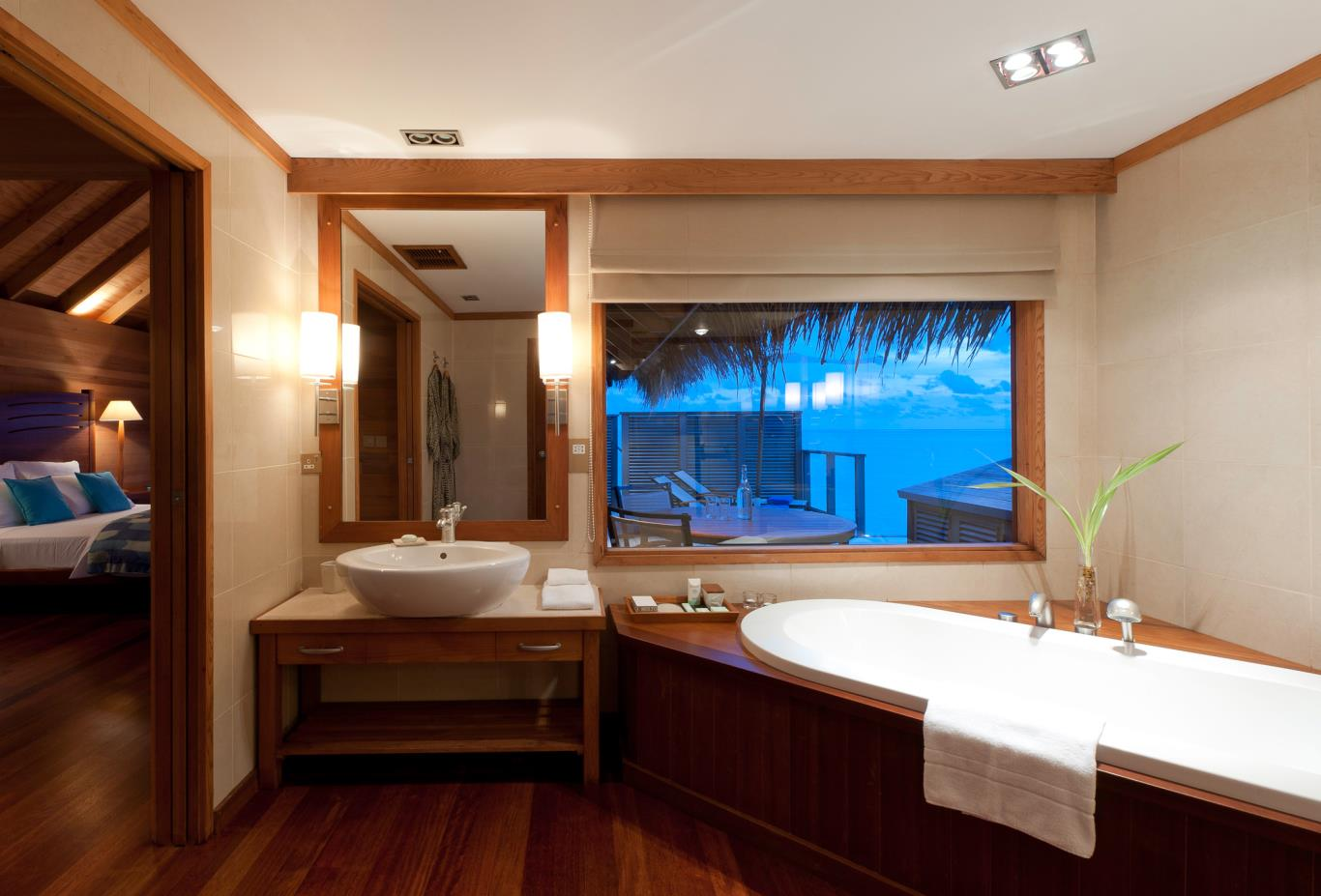 Superior Water Villa Bathroom