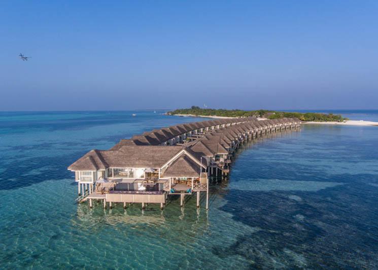 Lux Villa pier