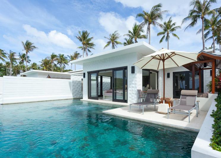 Two bedroom Grand Pool Suite Pool