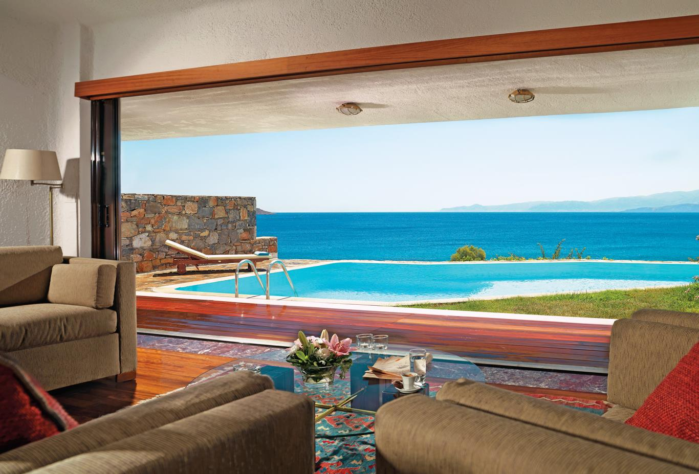 Princess Ariadni Royalty Suite with Private Pool