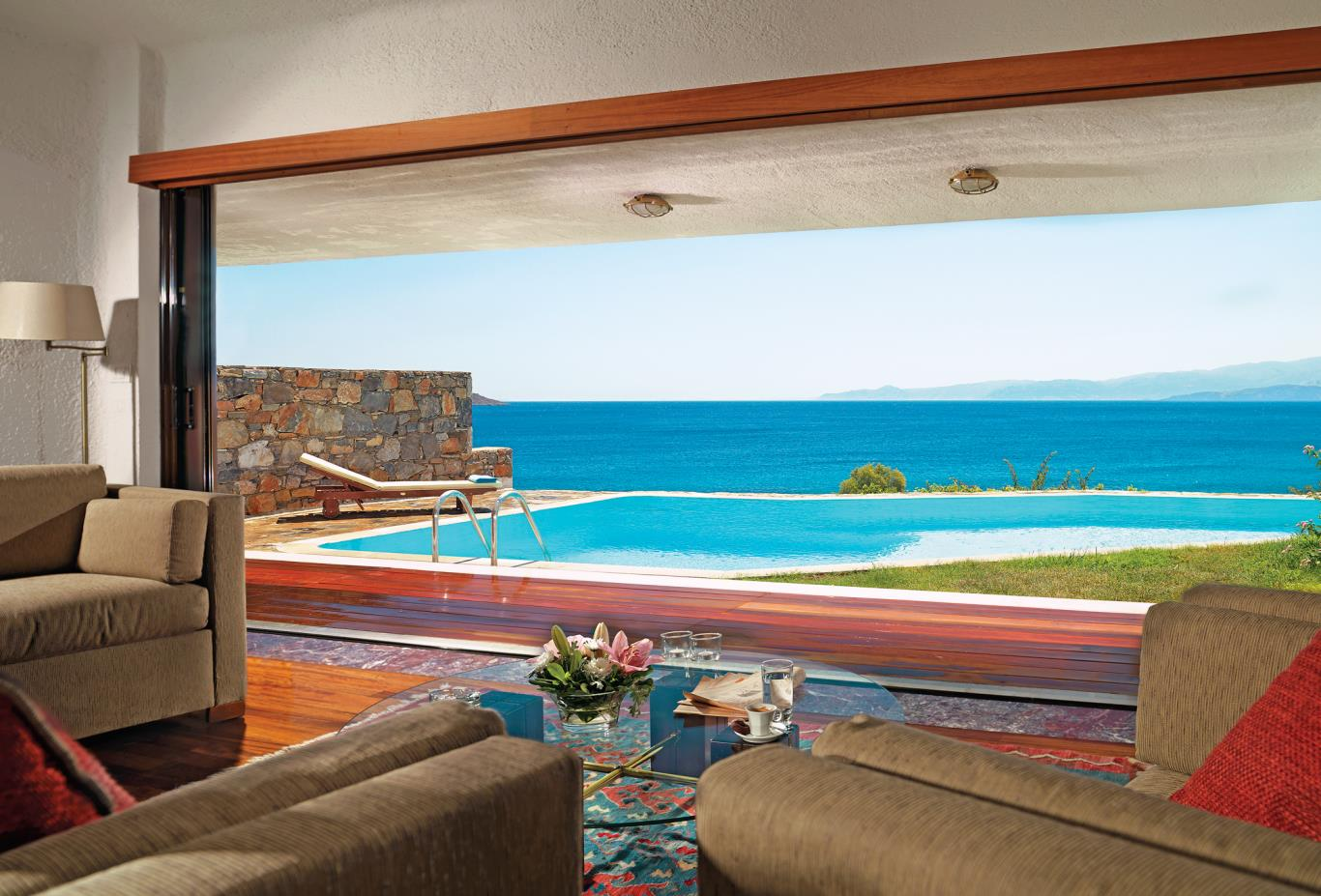 Princess Ariadni Royalty Suite with Pivate Pool