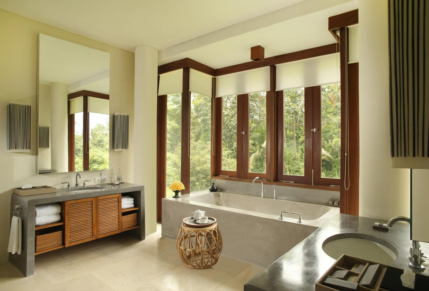 Terrace Tree Villa-bathroom