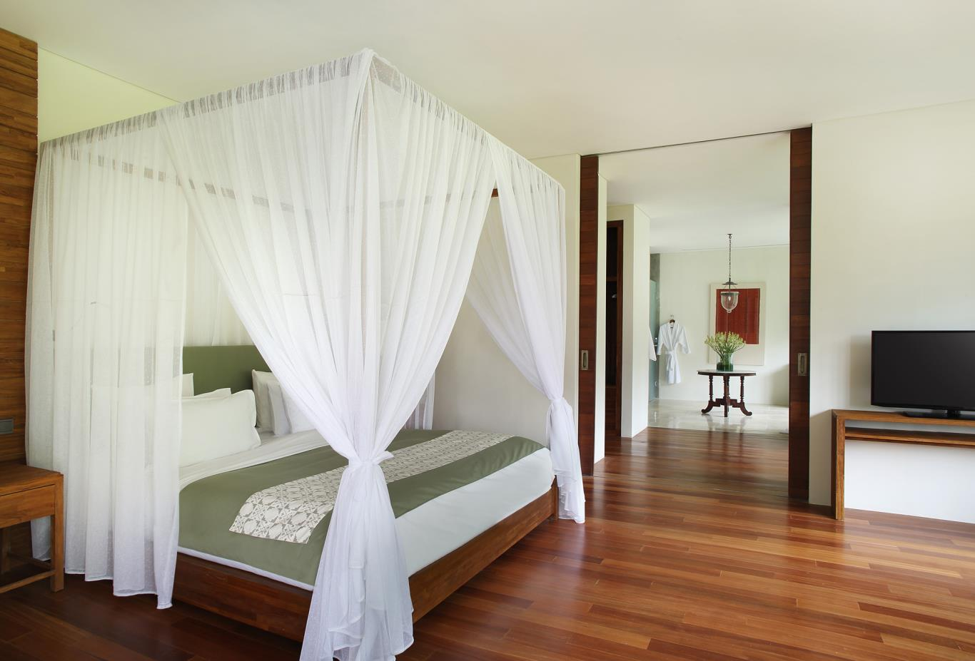 Terrace Tree Villa bedroom