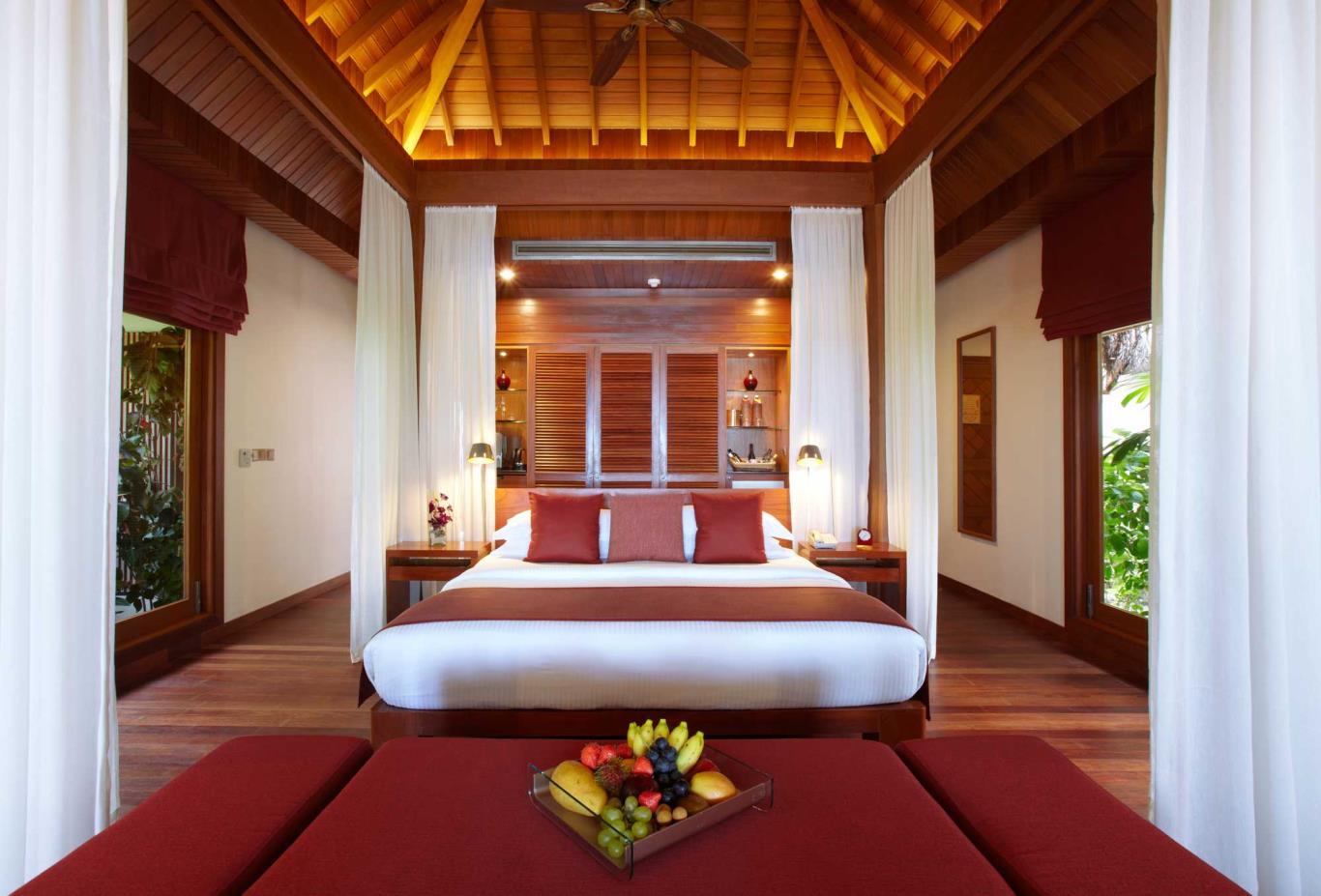 Baros Pool Villa Interior