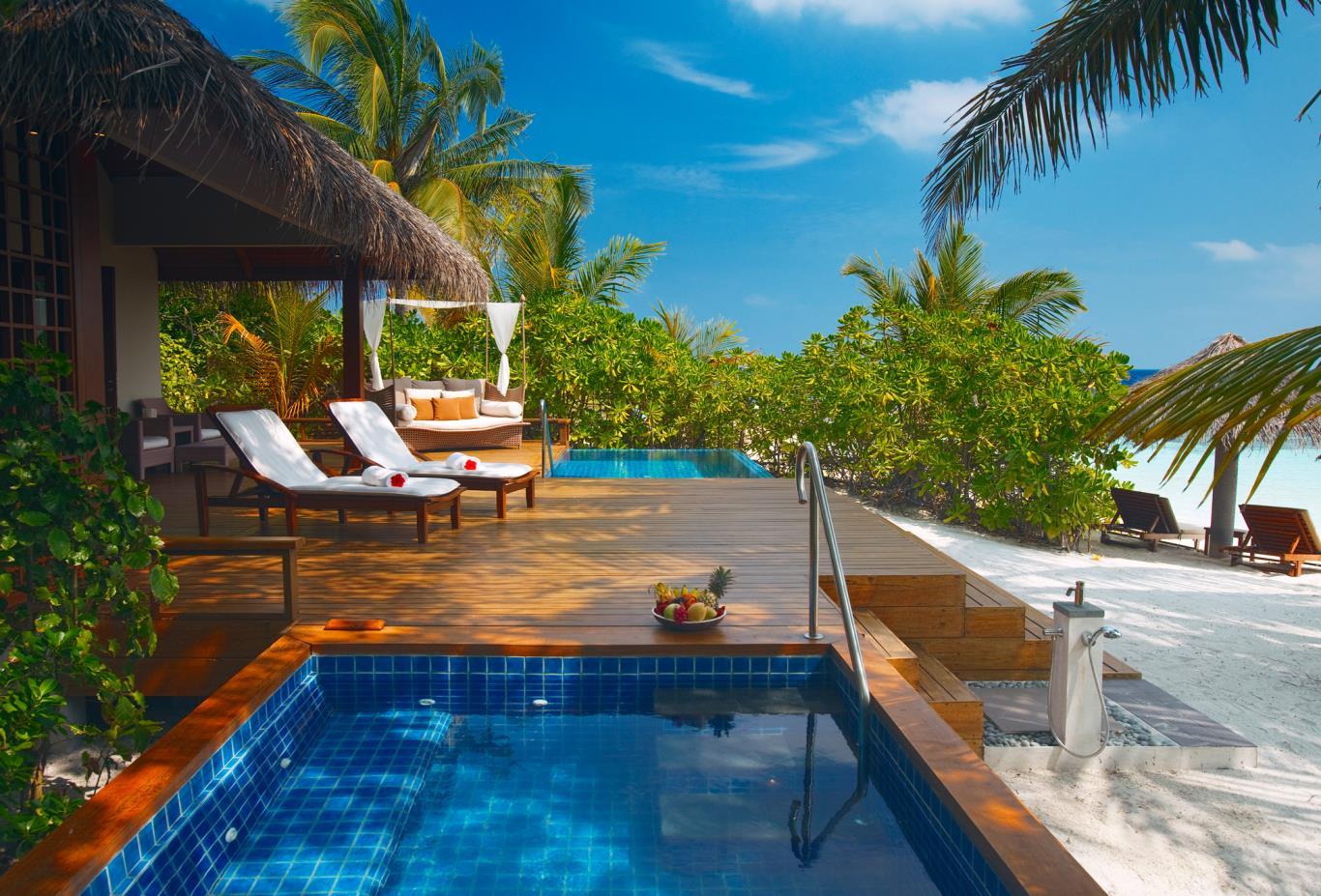 Baros Premium Pool Villa Exterior