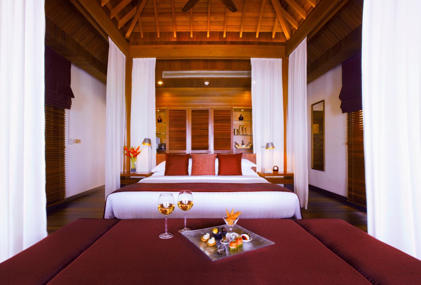 Baros Premium Pool Villa Interior