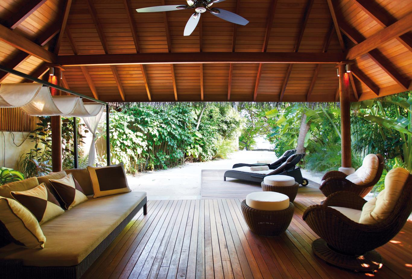 Baros Residence Deck