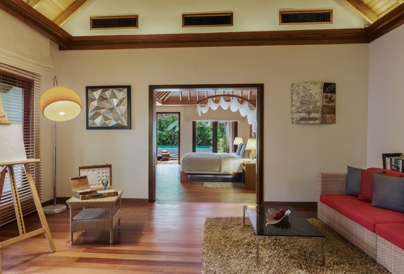Baros Residence Interior