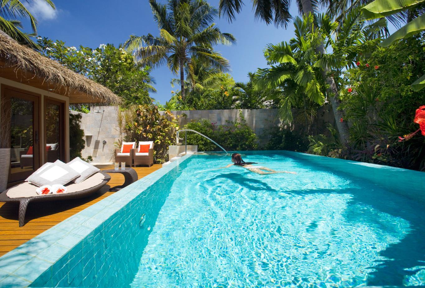 Baros Residence Pool