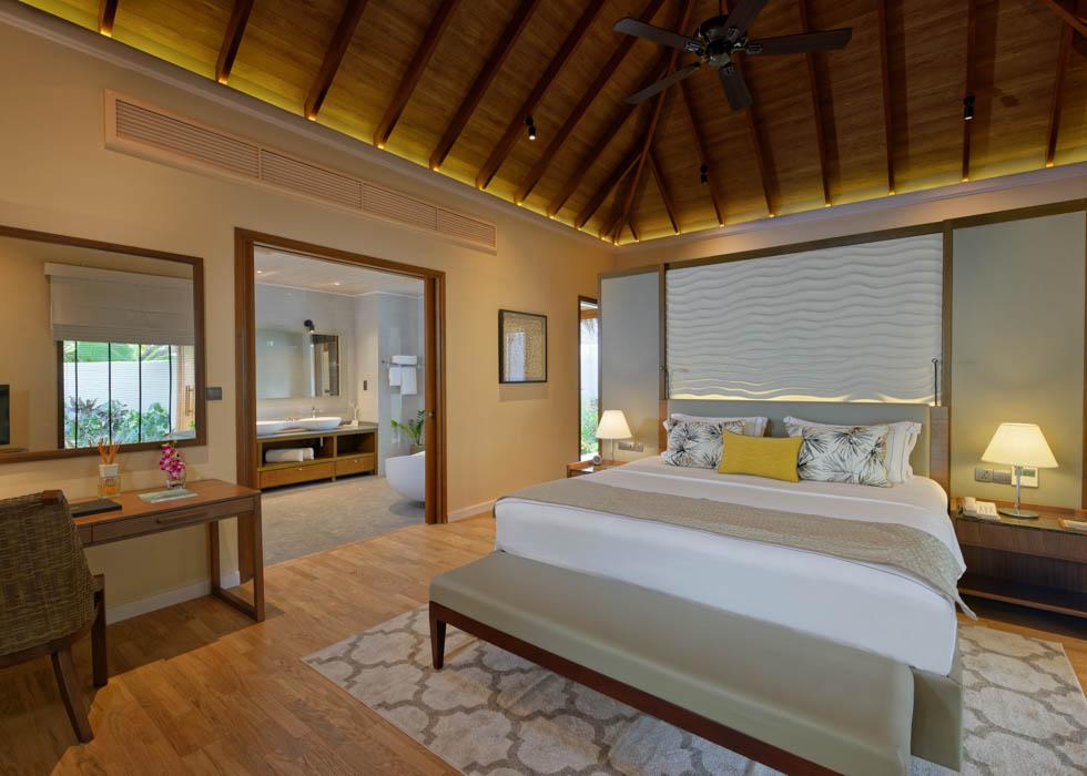 Baros Residence bedroom