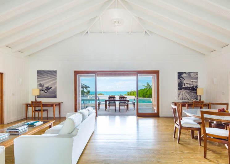 COMO Parrot Cay COMO Villa