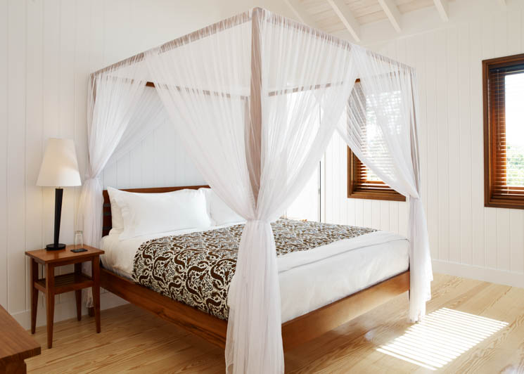 COMO Parrot Cay Two Bedroom Beach House Bedroom