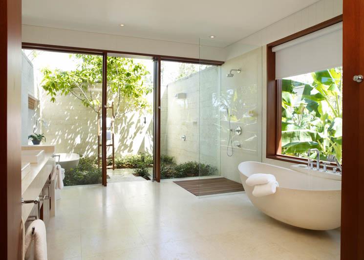 COMO Parrot Cay Tamarind Bathroom