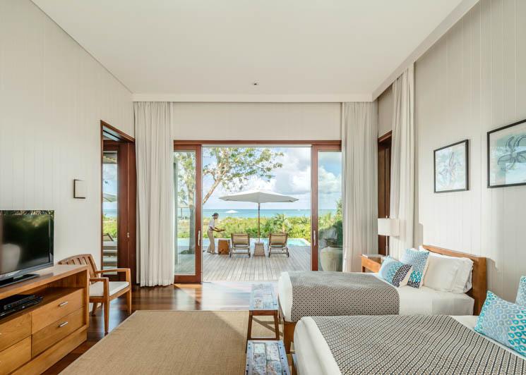 COMO Parrot Cay Tamarind Guest Bedroom
