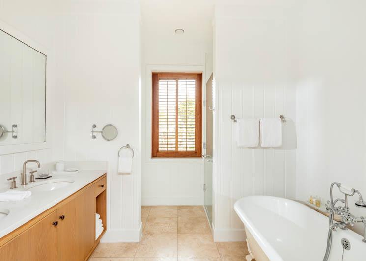 COMO Parrot Cay One Bedroom Beach House Bathroom