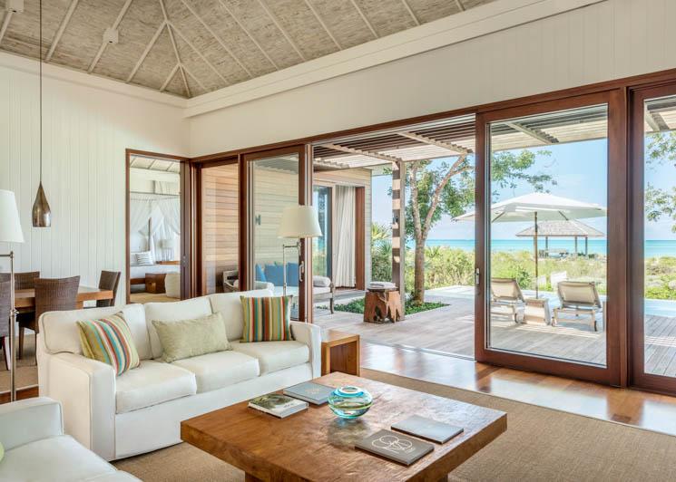 COMO Parrot Cay Tamarind Living Room