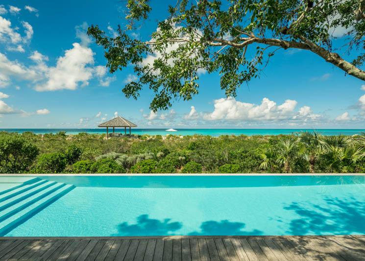 COMO Parrot Cay Tamarind Guest Villa Pool