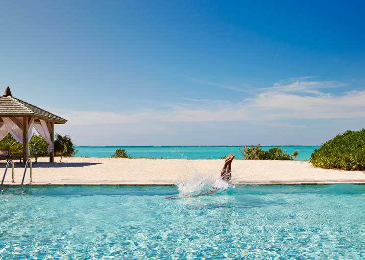COMO Parrot Cay COMO Villa Pool