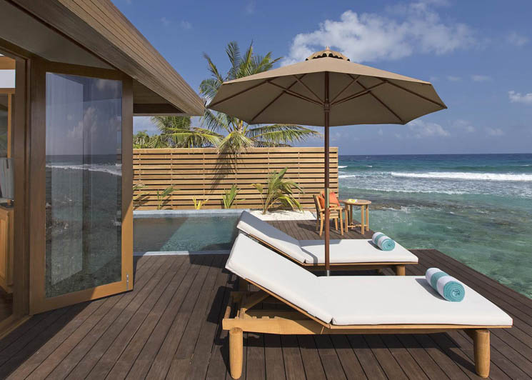 Ocean Pool bungalow deck