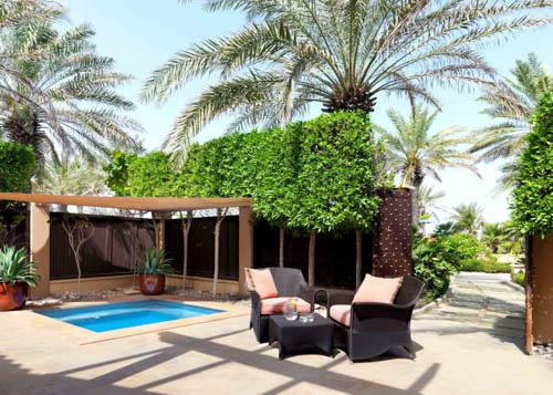 One Bedroom Villa - pool