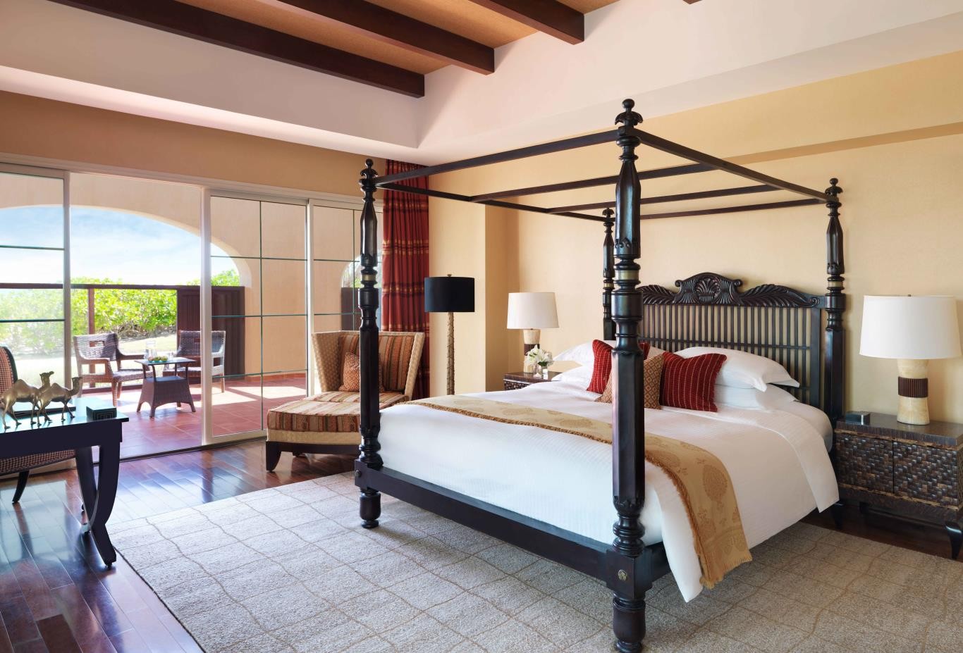 Two Bedroom Pool Villa bedroom