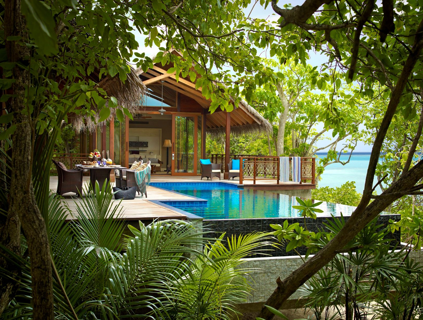 Tree House Ocean View Villa