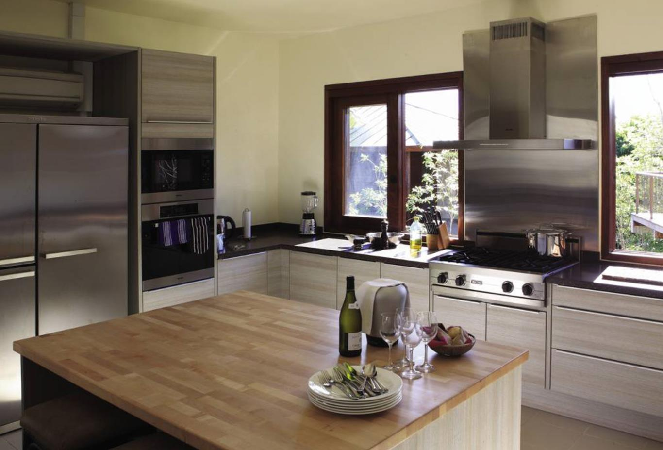 3 Bed Residence kitchen