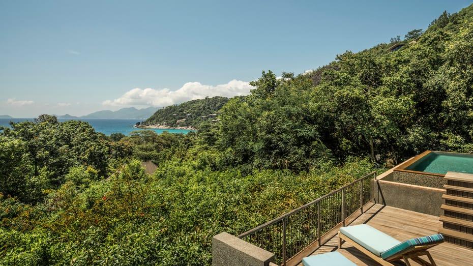 Ocean View Villa view