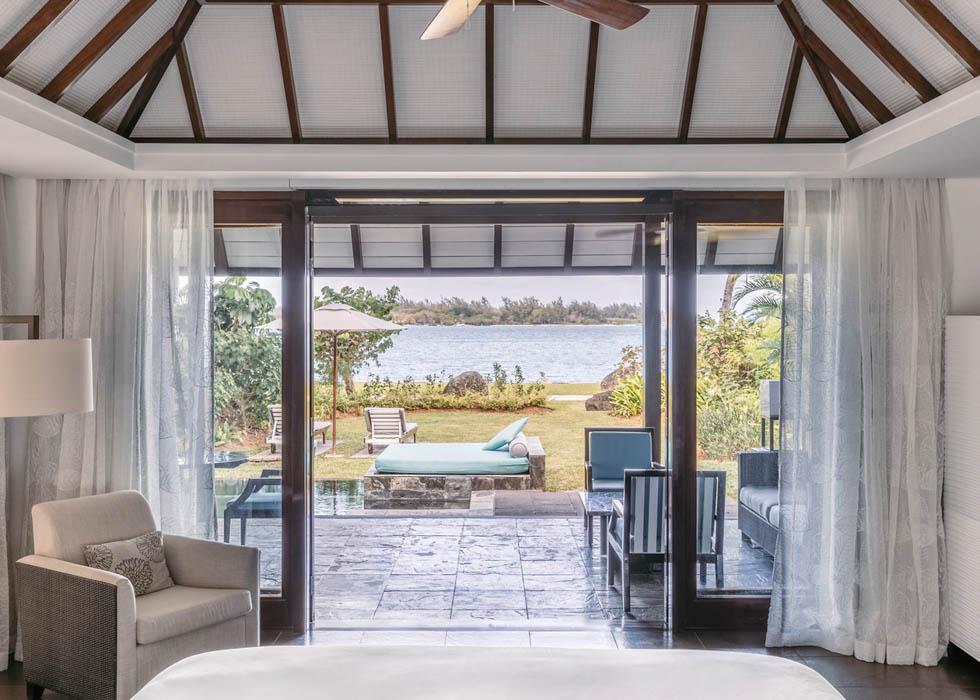 One bedroom view
