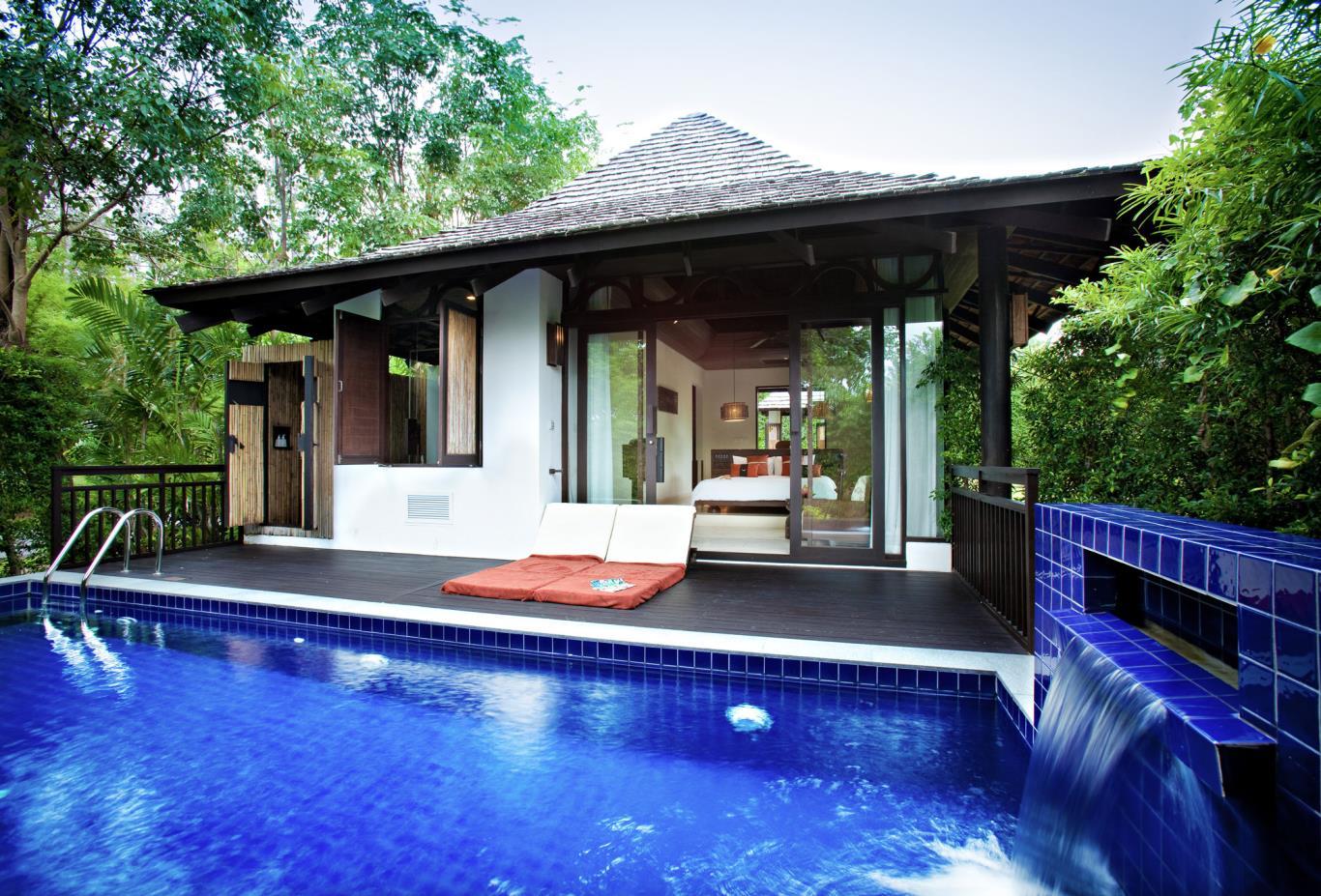 Deluxe Pool Villa, Exterior
