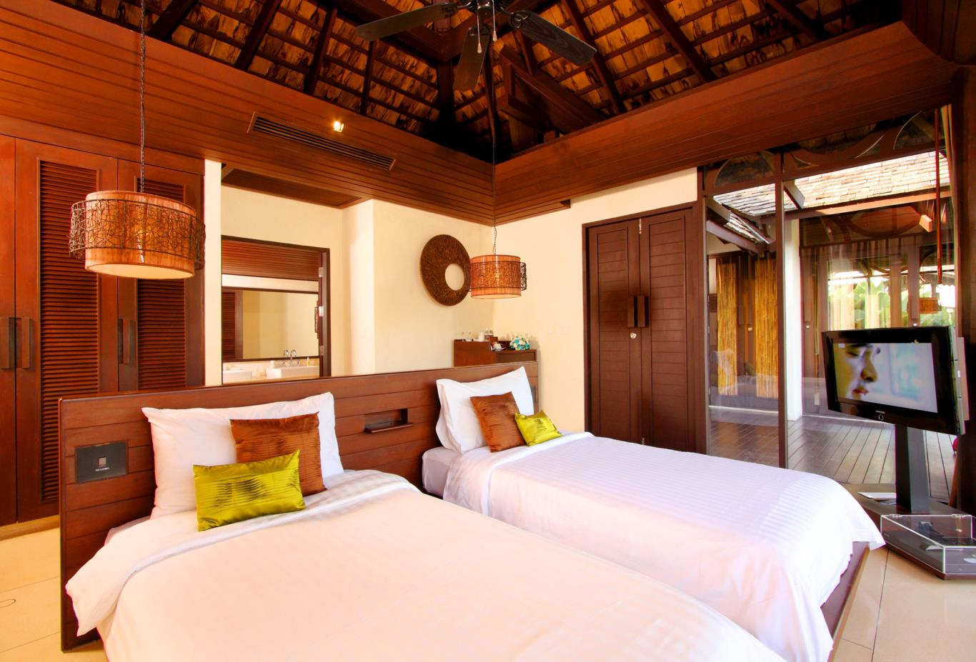 Two Bedroom Pool Villa, Second-Bedroom