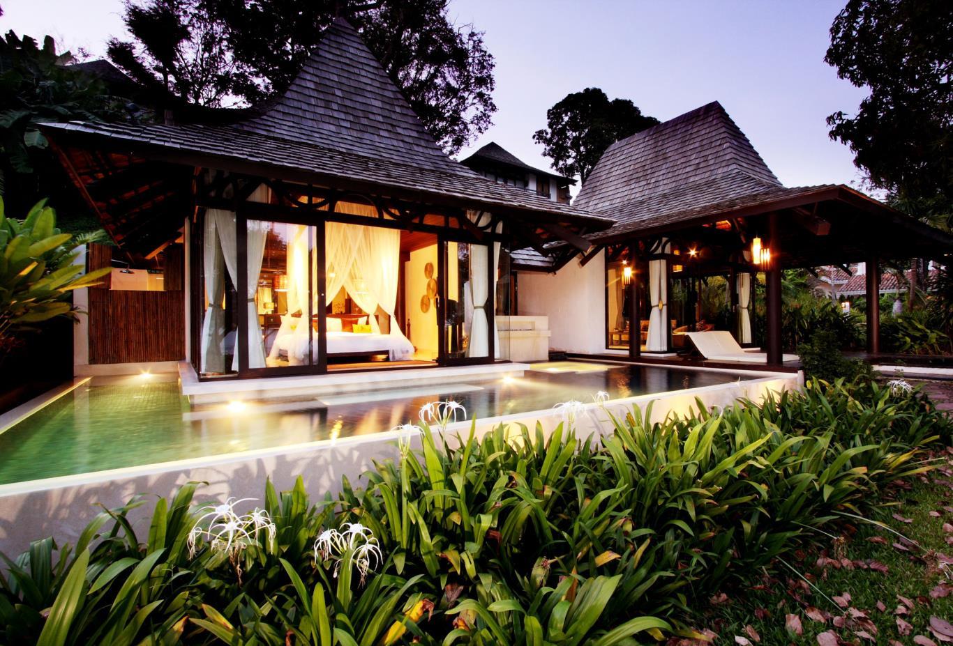 Vijitt Pool Villa,-Exterior