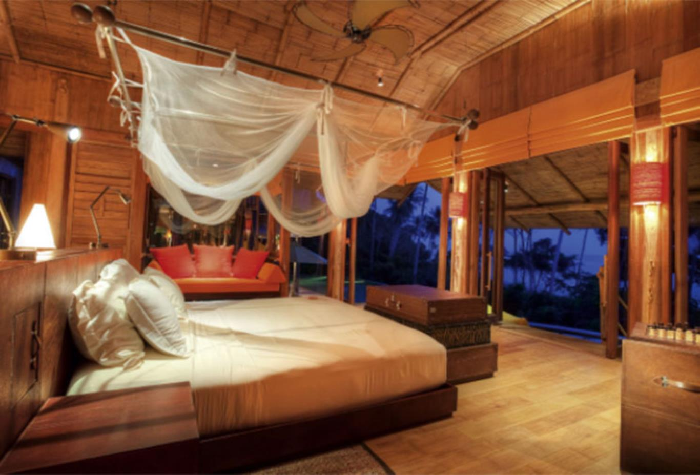 2 Bedroom Cliff Pool Suite