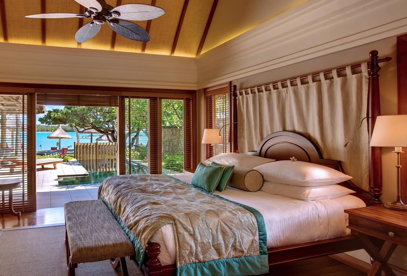 Beach Villa Bedroom