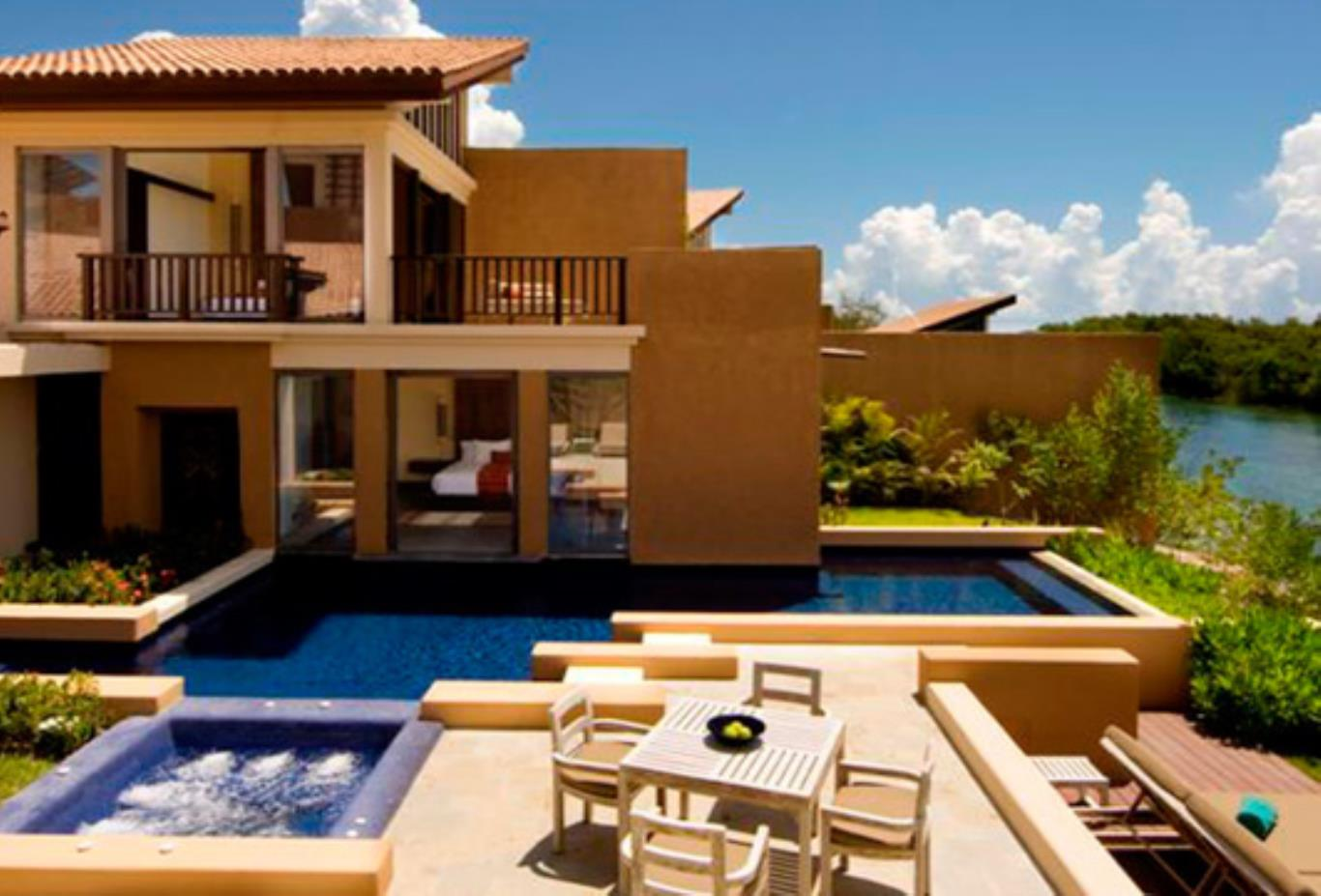 Two Bed Pool Villa at the Haven