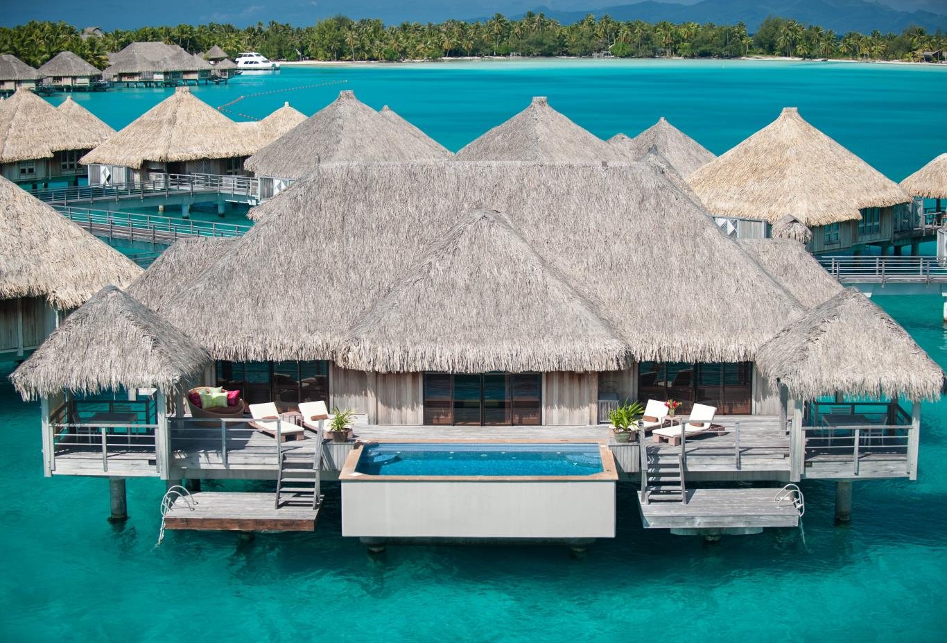 Royal Overwater Villa