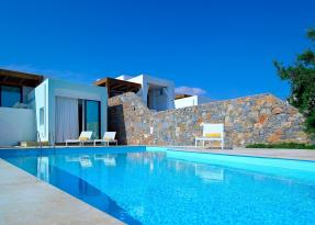 Thalassa Villa 3 Bedroom Seafront   Pool