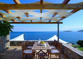 Thalassa Villa 3 Bedroom Seafront terrace