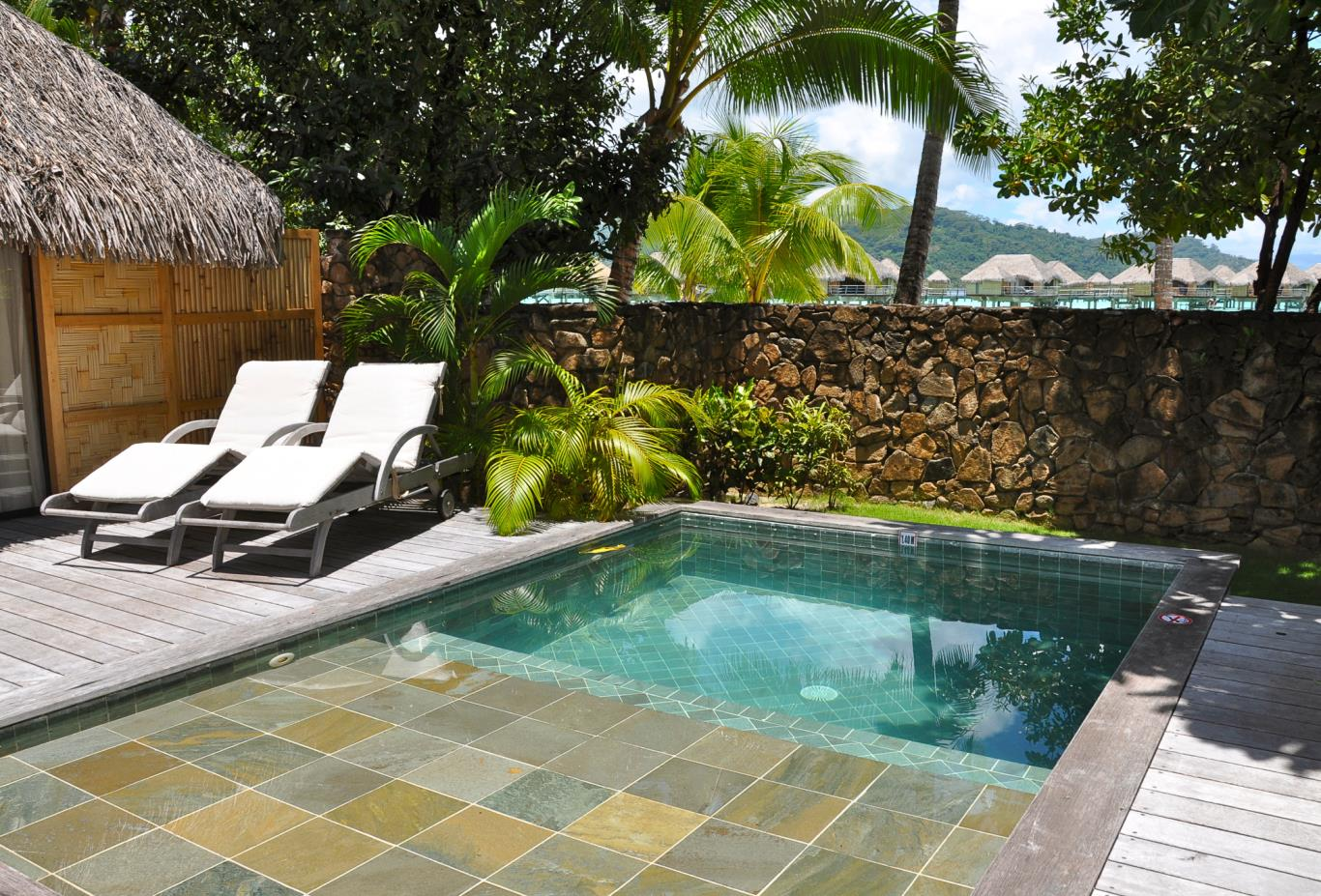 Beach Villa Pool