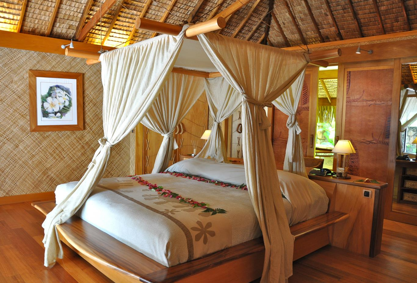 Royal Beach Villa Bedroom