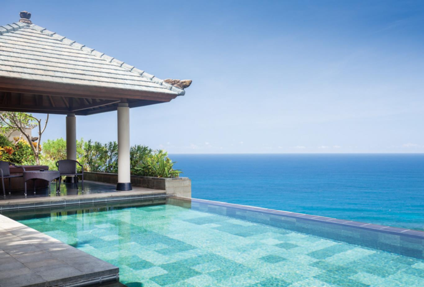 Pool Villa Cliff Edge pool