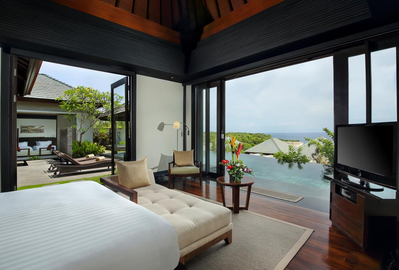 Sanctuary Ocean bedroom