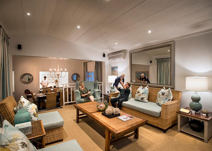 The Plettenberg Lookout Villa Lounge