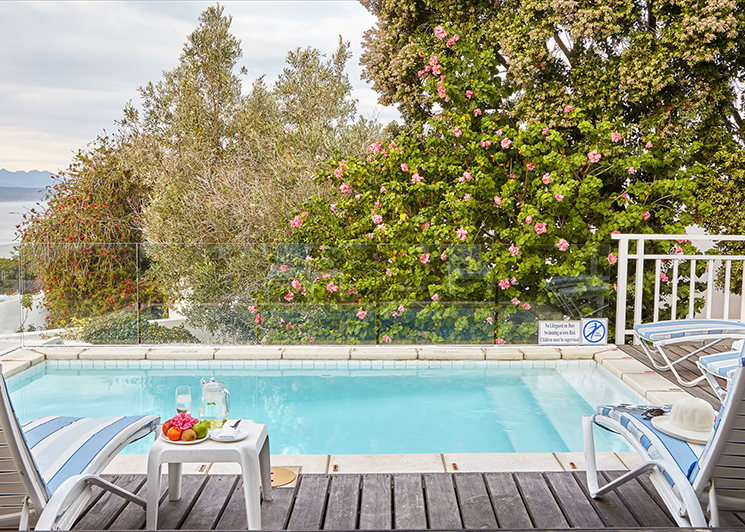 The Plettenberg Lookout Villa Pool