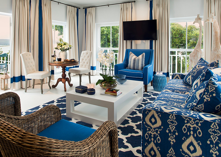 The Plettenberg Beach House Villa Interior
