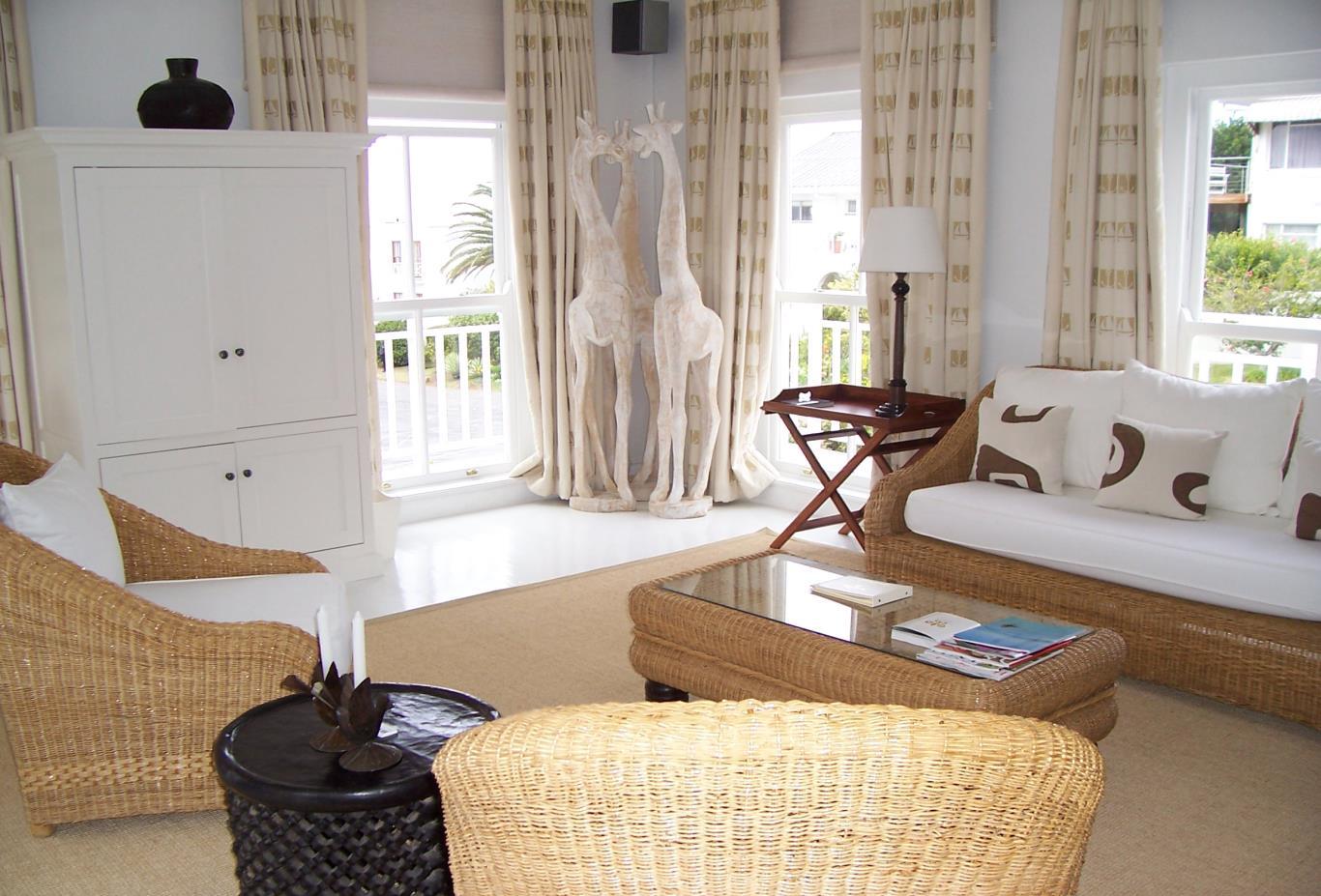 The Beach House Living Room