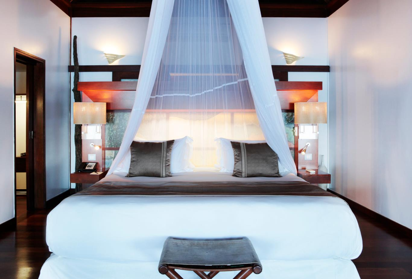 Luxury Villa Bedroom