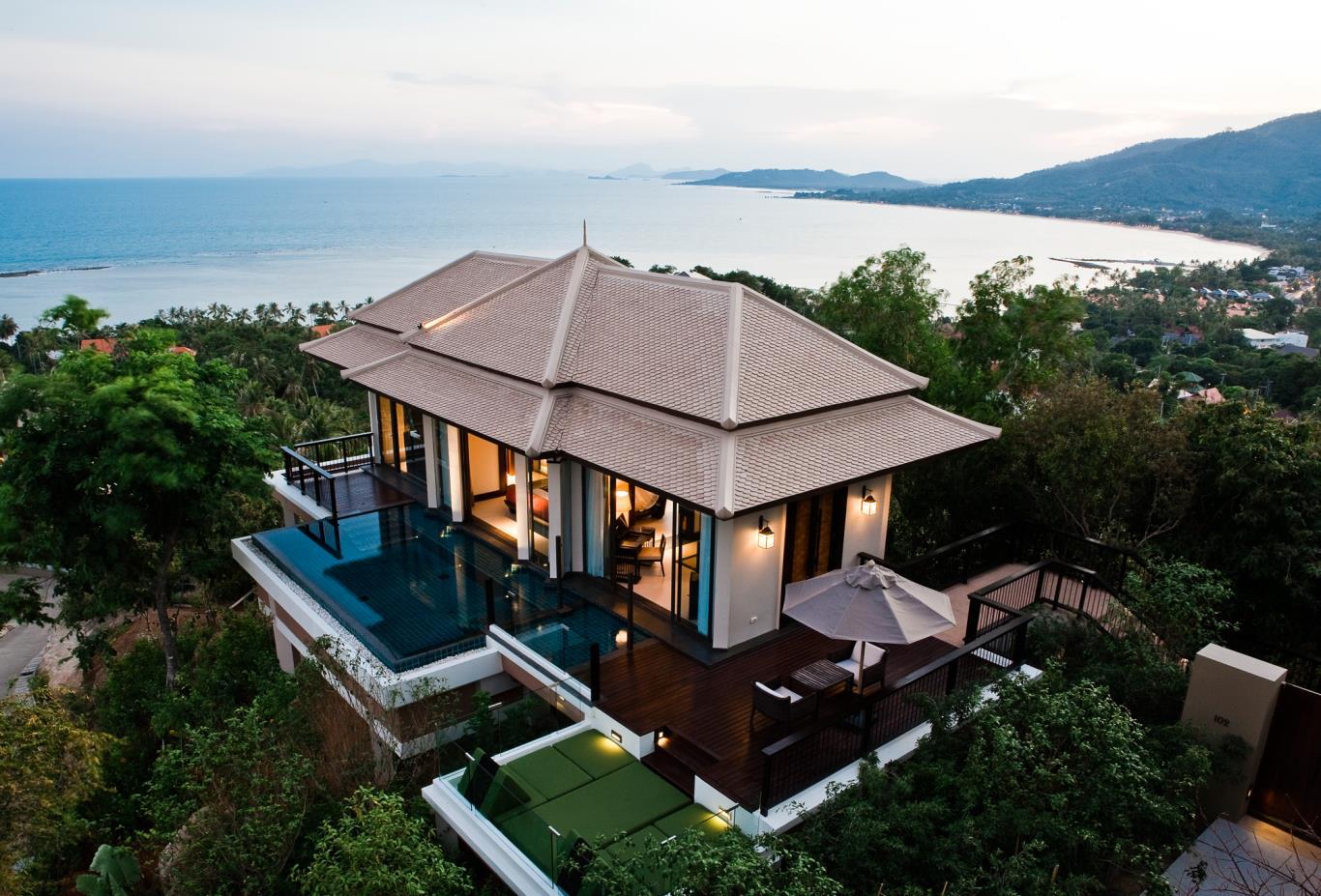 Horizon Hillcrest Pool Villa